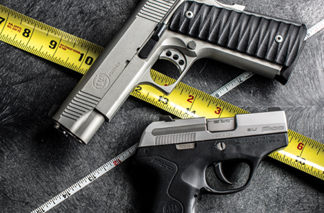 Barrel Length in a Concealed Carry Gun: Things to Consider