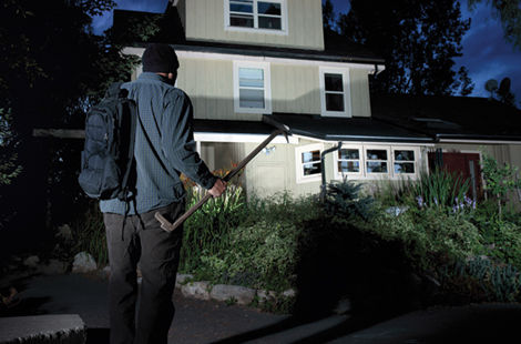 Searching for a New Home? Think About Home Security