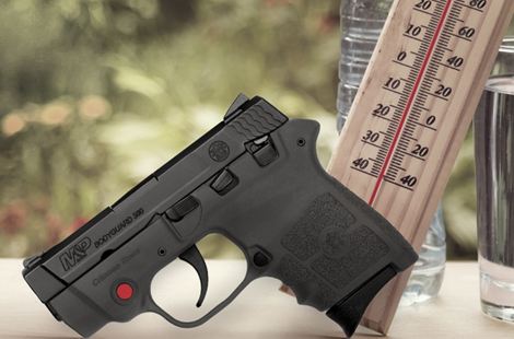 Summertime: Concealed Carry Is Easier Now