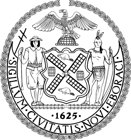 New York City State Seal