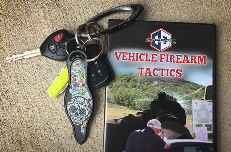 Seatbelts, Vehicles and Firearms: Firearms Training Beyond the Norm