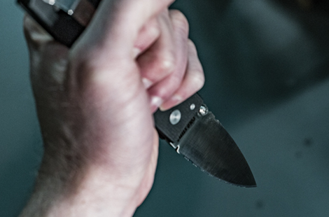 Concealed Carry: Gun vs. Knife