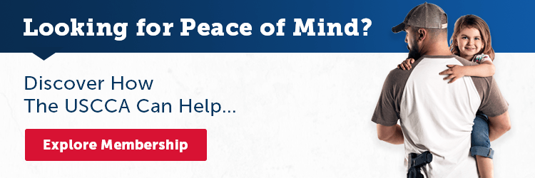 USCCA Membership - Peace of Mind