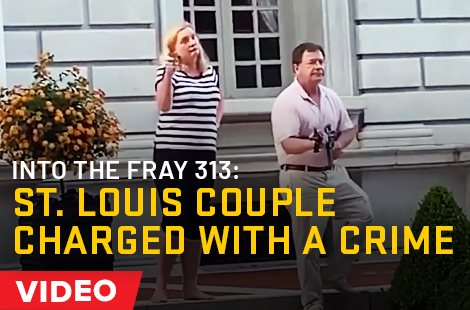 St. Louis Couple Charged With a Crime