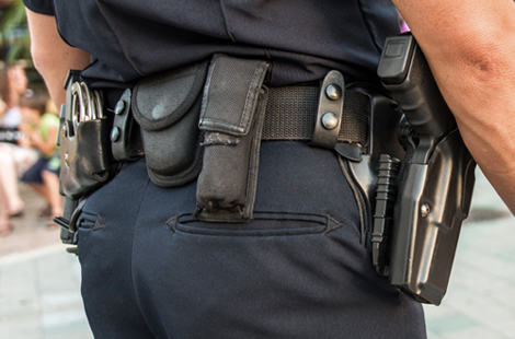 Which Firearms and Ammo Do Police Use?