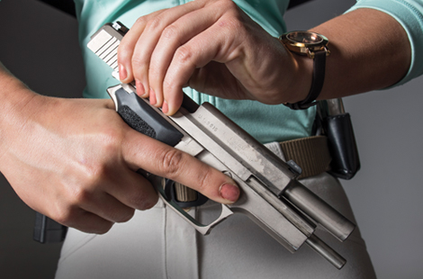 Double-Action Carry Guns: Make Training Fit Reality