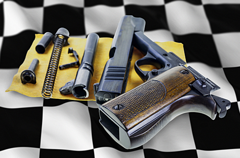 Lucas Oil Firearms Products