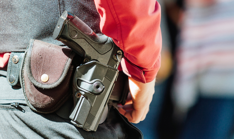 Concealed Carry Caution: Controlling Your Firearm