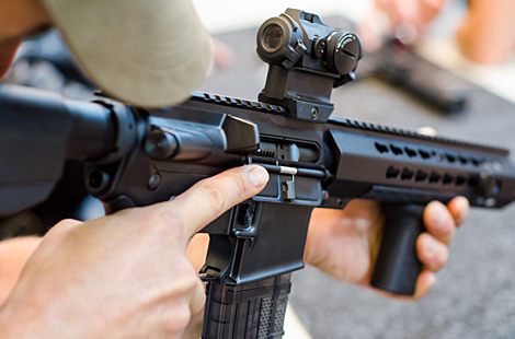 The 'Mythical' AR-15