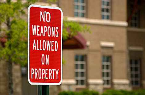 Weigh Your Options in a Gun-Free Zone
