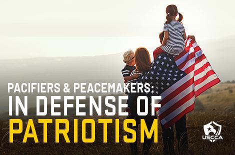 In Defense of Patriotism