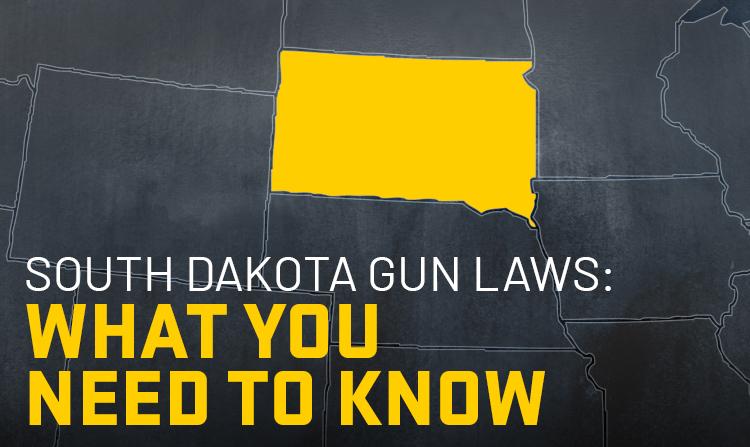 South Dakota Gun Laws: What You Need to Know