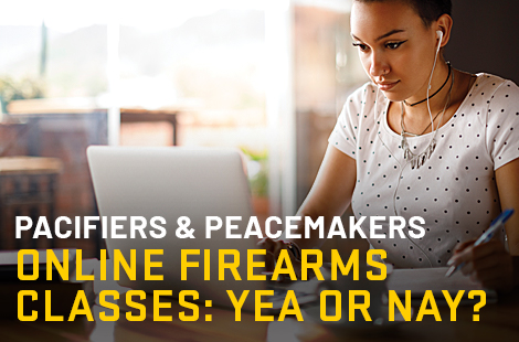 Online Firearms Classes: To Attempt or Avoid?