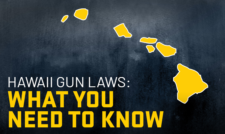 Hawaii Gun Laws: What You Need to Know