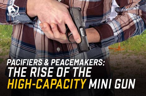 Rise of the High-Capacity Mini-Pistol