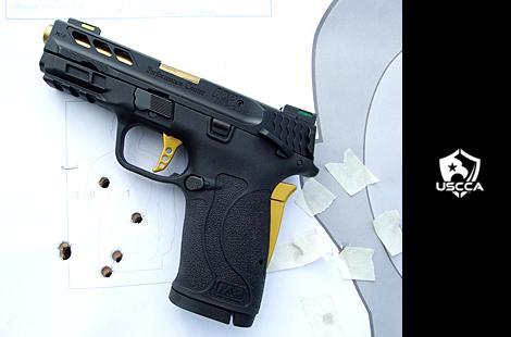 Smith & Wesson Performance Center M&P380 Shield EZ M2.0