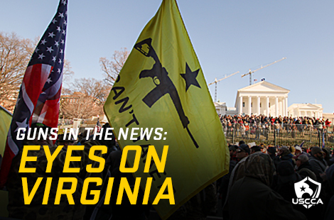 Guns in the News: All Eyes on Virginia