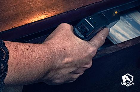 XS RAM Three-Dot Handgun Sights