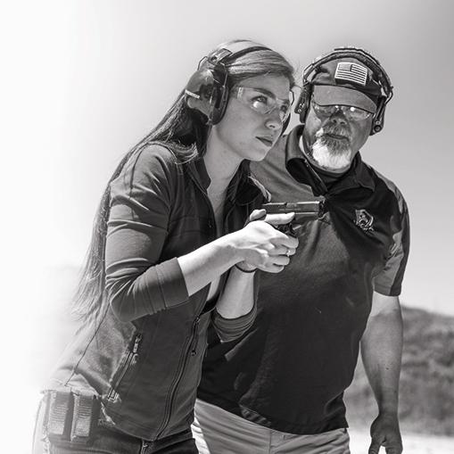 USCCA Handgun Instructor Training Live Fire