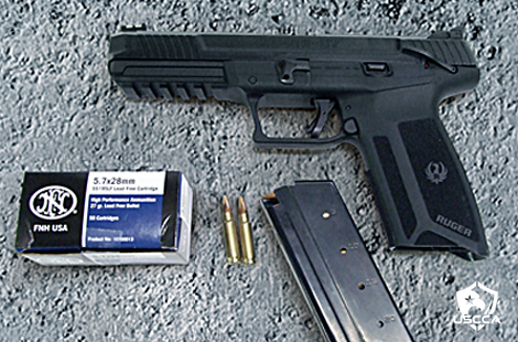 The Ruger-57: Another 5.7x28mm Option