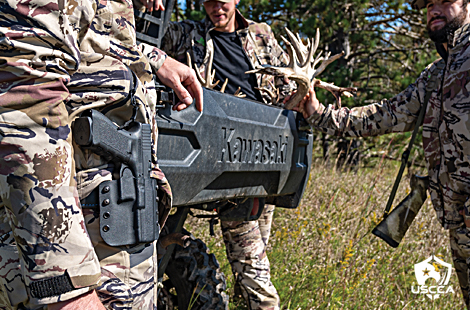 The Intersection of Hunting and Self-Defense