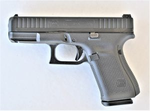 The Glock pistol is well worth its modest price.