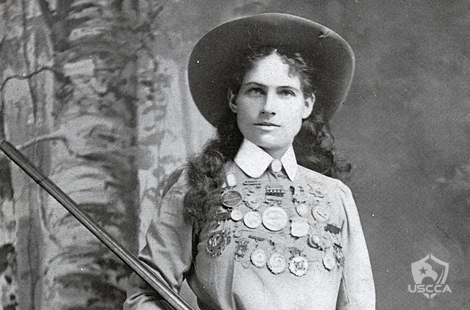 A Look Back: The History of Women and Guns