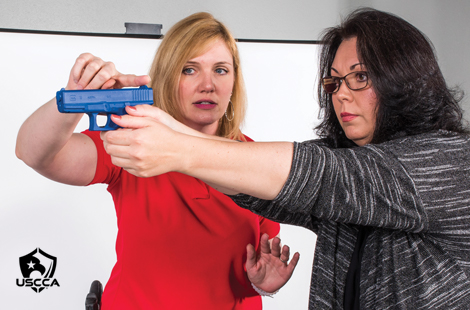 Defend Yourself: Domestic Violence and Self-Defense