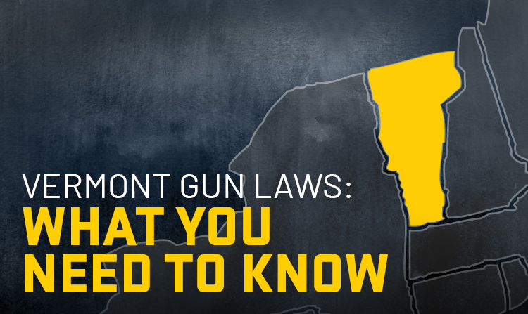 Vermont Gun Laws: What You Need to Know