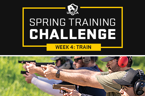 Spring Training Challenge Week 4: Training