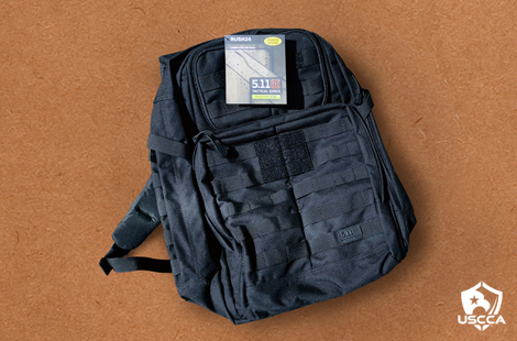 The Bag Sent Packing … and the 5.11 RUSH24 Backpack