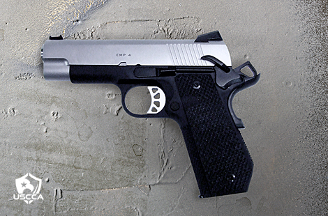 Springfield Armory 1911 EMP Champion Concealed Carry Contour 9mm