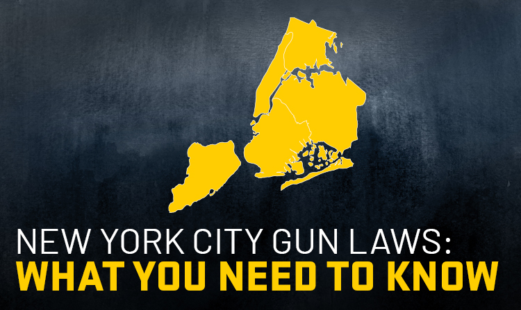New York City Gun Laws: What You Should Know