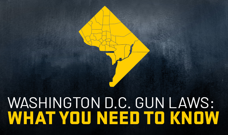 District of Columbia (Washington D.C.) Gun Laws: What You Need to Know