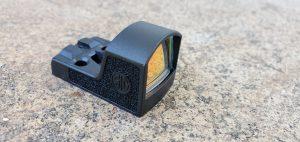 The ROMEOZero Micro Reflex Sight