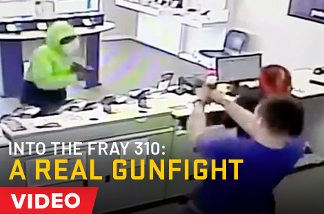 A Real Gunfight