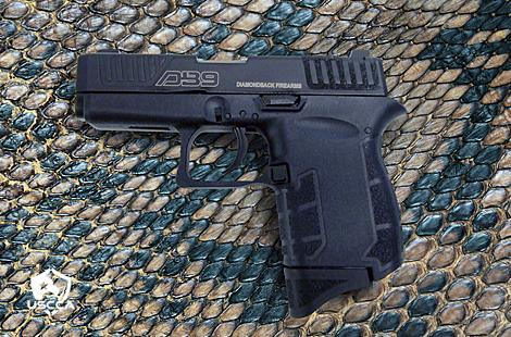 Diamondback DB9 Single-Stack Micro 9mm +P Pistol