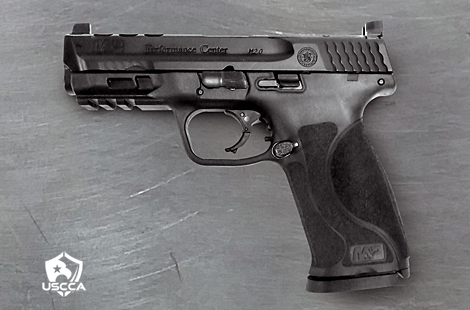 S&W Performance Center M&P9 M2.0 Ported C.O.R.E.