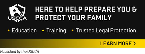 The USCCA is here to help prepare you and protect your family. Click to learn more.