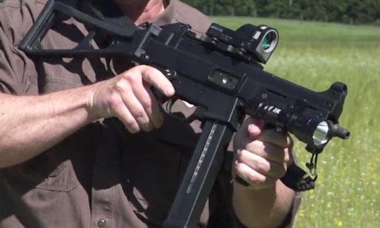 class III rifle
