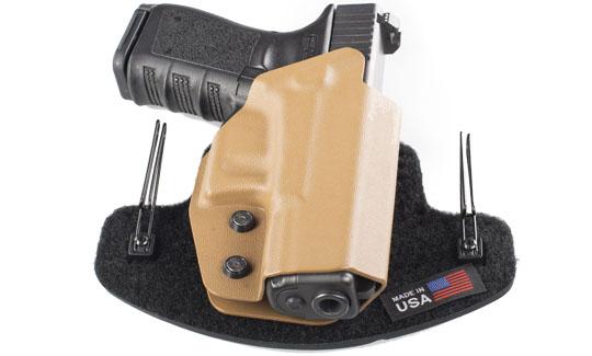 Hybrid holster