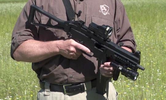 Title II rifle