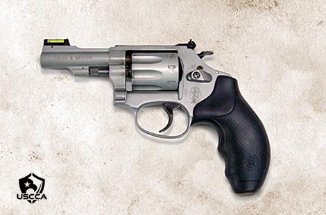 The Smith & Wesson Model 317 Kit Gun