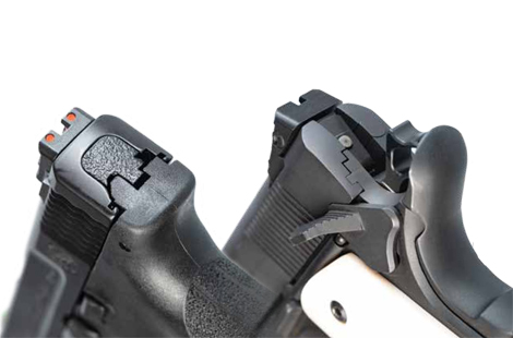 Course of Fire: Is a Striker- or Hammer-Fired Pistol a Better Fit for You?