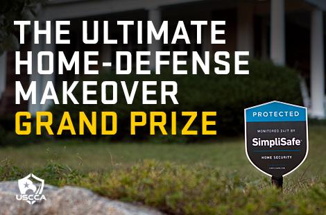 The Ultimate Home-Defense Makeover Grand Prize