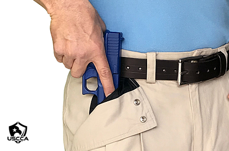 CCW Breakaways Concealed Carry Cargo Pants
