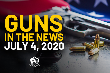 Guns in the News: Separation of Powers?