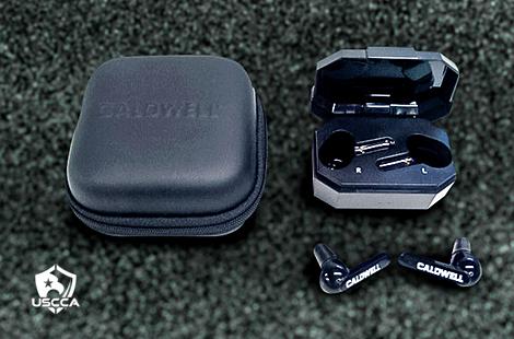 Caldwell E-Max Shadows Bluetooth Noise-Reducing Earplugs