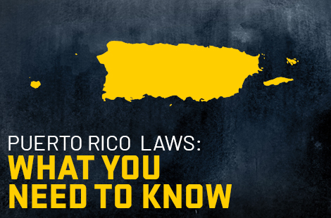 New Puerto Rico Gun Laws Page
