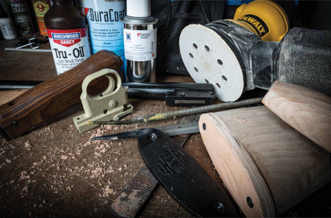 Uncle Ed's DIY Roundup: Winter Projects for Responsibly Armed Americans